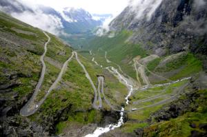 Trollstigen—Norway