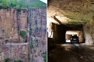 Guoliang Tunnel—China