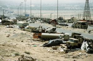 Highway of Death—Iraq