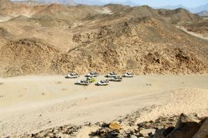 Luxor-al-Hurghada Road—Egypt