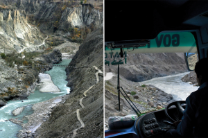 The Karakoram Highway—Pakistan