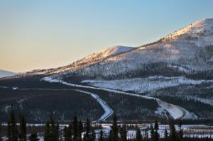 The James Dalton Highway—Alaska