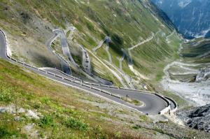 Stelvio Pass—Italy